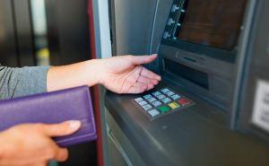 Ощадбанк устанавливает дополнительные банкоматы на КПВВ
