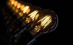 Отсутствие электроснабжения в Луганске 9октября