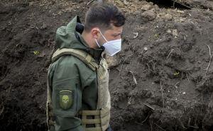 Зеленский надеется, что режим тишины на Донбассе станет стабильным и постоянным