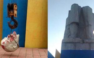 На месте памятника Ленина может появится памятник... животному