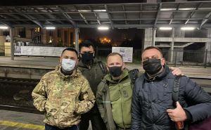 «Слуги народа» едут на Донбасс