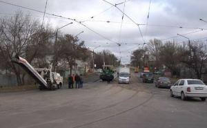В Луганске отремонтировали дорожное покрытие на 40 улицах