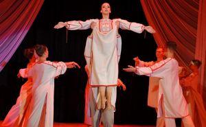 Луганский ансамбль танца «Рондо» вышел в финал международного конкурса