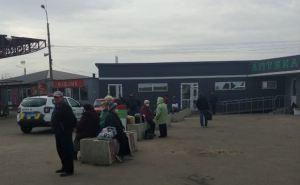 История луганчанки, которая с сыном инвалидом только на 5 сутки смогла  пересечь КПВВ «Станица Луганская»