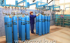 На Северодонецком «Азоте» запустят производство медицинского кислорода