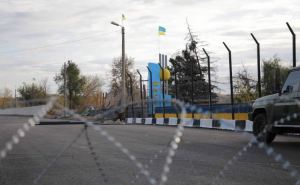 Как идет строительство КПВВ «Луганск-Счастье» продемонстрировали с двух сторон. ФОТО