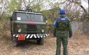 Рядом с жилым домом нашли минометную мину и снаряд от «Града». ФОТО