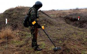 Донбасс один из самых заминированных регионов мира
