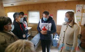 Вопрос выдачи украинских пенсий через Международный комитет Красного Креста на территории Луганска не рассматривался