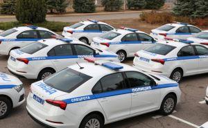 ГАИшники Луганска получили 14 новых «быстрых» патрульных автомобилей. ФОТО