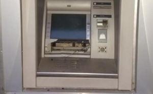 Житель Северодонецка пытался взорвать банкомат в центре города