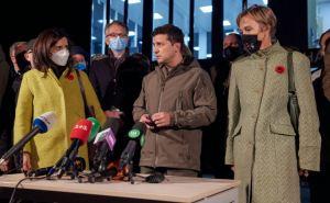 Зеленский заявил, что КПВВ в Счастье откроют 10ноября и он будет автомобильным. ФОТО