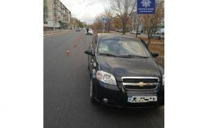 Ребенка сбили на пешеходном переходе в Северодонецке
