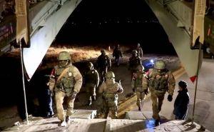 Русские войска вошли в Нагорный Карабах на 5 лет. Заявление Путина