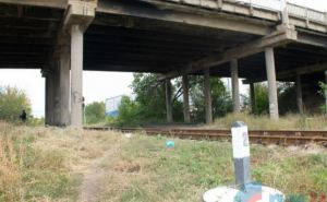 Путепровод у лесоторгового склада в Луганске будет закрыт до 15ноября