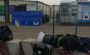 За прошедшую неделю КПВВ на Донбассе хотели пересечь 2216 человек, но прошли не все