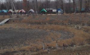 В парке Горького исчезло любимое место отдыха луганчан. ФОТО