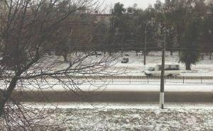 Снег и гололедицу прогнозируют синоптики на 17ноября в Луганске