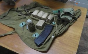 Житель Краснодонского района принес в райотдел полиции гранату. ВИДЕО