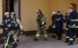 На прошедшей неделе в огне погибли пять жителей региона