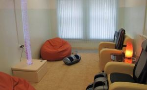 В Станице Луганской открыли комнату психологической разгрузки