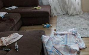 Отец зарезал свою собственную трехлетнюю дочь. Трагедия произошла в Курахово. ФОТО