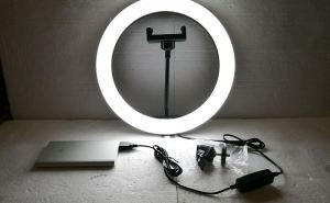 Кольцевая лампа. Как верно выбрать?