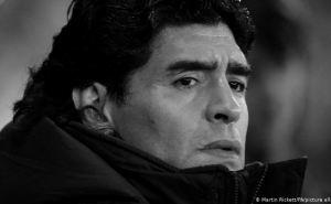 Скончался один из лучших футболистовХХ века Диего Марадона