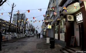Завтра в Луганске пасмурно, до 4 градусов тепла, но сильный ветер