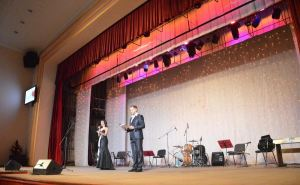 Луганская филармония приглашает на большой эстрадный концерт 3декабря