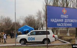Из-за закрытия КПВВ в Станице Луганской во второй половине октября общее количество переходов сократилось до 21 300