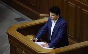 «Слуга народа» о преступных действиях луганских чиновников и строительстве железнодорожной ветки