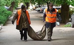 Стало известно какую зарплату платят коммунальщикам Луганска.