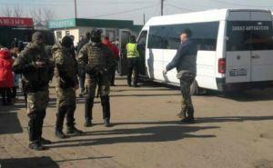 В Станице Луганской по боевому распоряжению командующего ООС провели зачистку