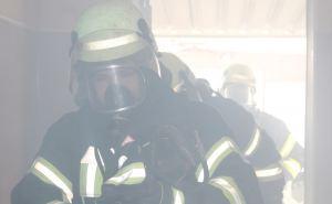 В Северодонецке горела многоэтажка. Двое пострадавших