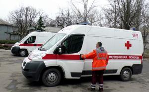В районе Луганской больницы на Острой Могиле обнаружили тайник с боеприпасами. ФОТО