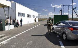 Завтра откроют автомобильный пункт пропуска через линии разграничения в Еленовке