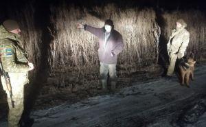 Луганчанин так хотел вернуться в Украину, что перелез через колючку и противотанковый ров на границе сРФ. ВИДЕО