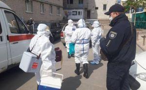 В Луганской области за сутки 58 новых случаев COVID-19 и шесть летальных случаев