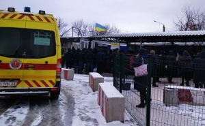 На КПВВ «Станица Луганская» при переходе из Луганска в Станицу умер пожилой мужчина