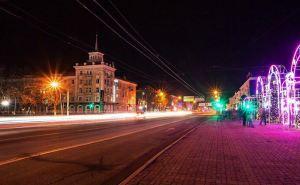 Новогоднее настроение от Деда Мороза из Луганска. ФОТО