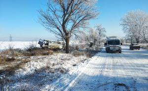 Служебный УАЗ «Горгаза» перевернулся с десятью работниками: есть пострадавшие. ФОТО