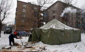 На устранение аварий на теплотрассах в Алчевске понадобится не менее двух дней— Штаб по ликвидации последствий аварии