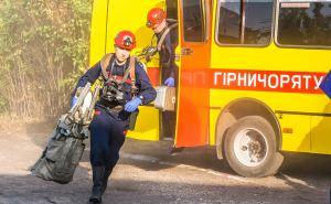 На шахте «Золотое» два шахтера попали под обвал горных масс.