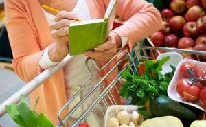 Цены на основные продукты питания в Луганске накануне Нового Года
