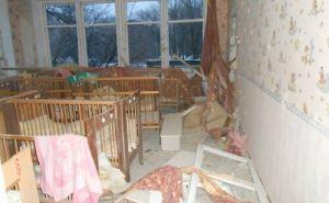 В Луганске восстановят ясли-сад № 75 в квартале Шевченко. Ремонтные работы уже закончены, осталась отделка