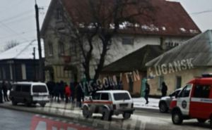 В центре Луганска произошел взрыв гранаты. Есть пострадавшие. ФОТО