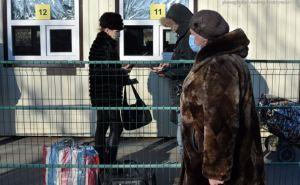 Что происходит на КПВВ «Станица Луганская» в первые дни нового года. Поток из Луганска больше в 1,5 раза, чем в обратном направлении