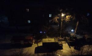 В Алчевске опять крупная авария на теплотрассе. Без тепла остались семь жилых домов, поликлиника и четыре корпуса ДонГТИ