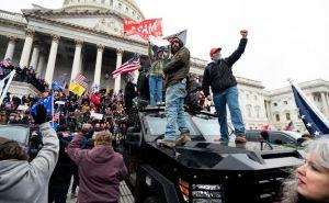 Каждый пятый избиратель в США поддерживает штурм Капитолия,— соцопрос